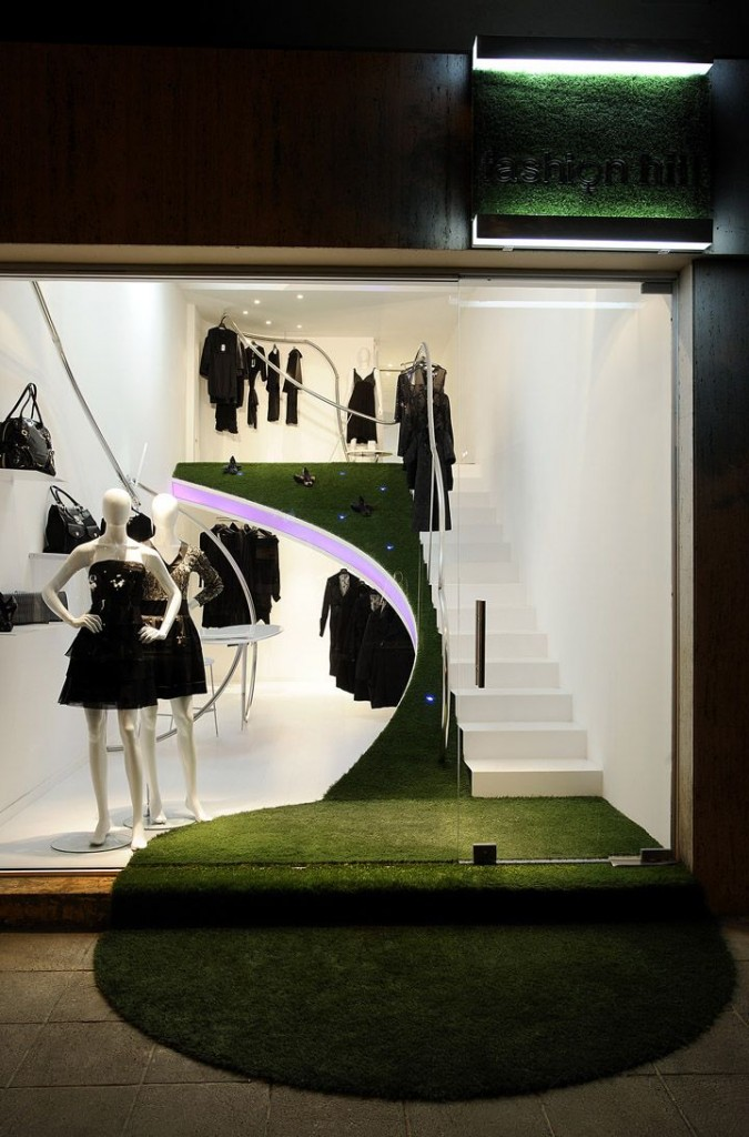 escaparates sorprendentes. Visualmerchandising