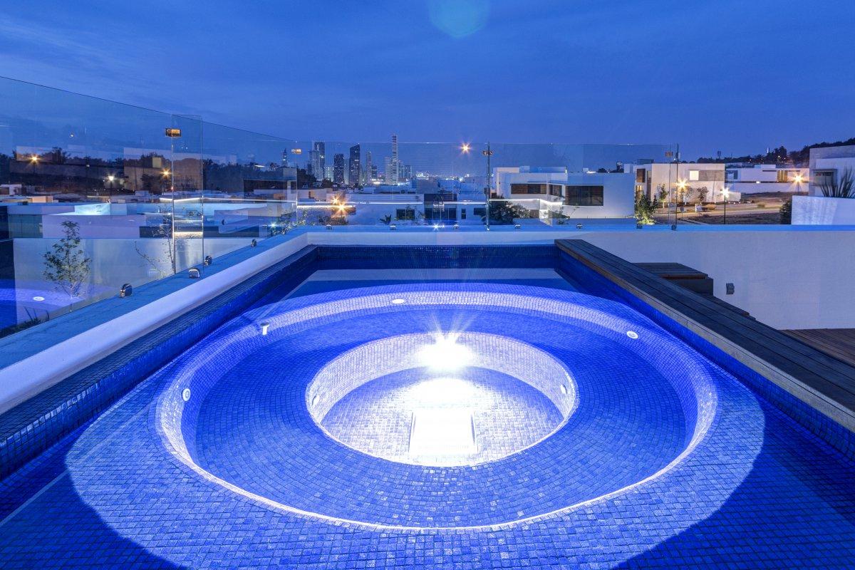 zapopán jalisco jacuzzi exterior terraza aqua lassala + orozco arquitectos