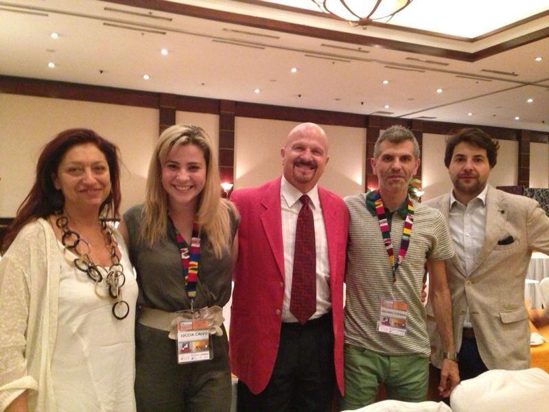 Foto grupo de ponentes