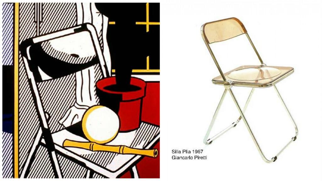 Roy Lichtenstein y el diseño de interiores madinusal