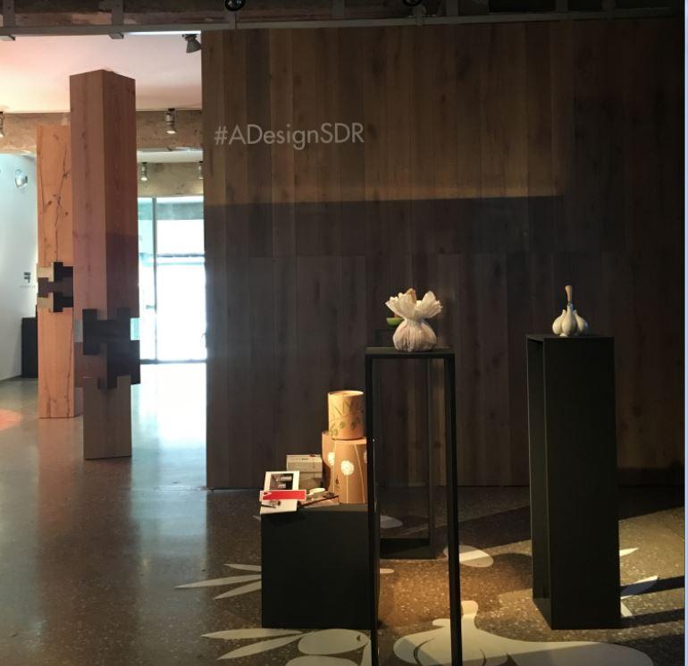 Exposición A design Santander
