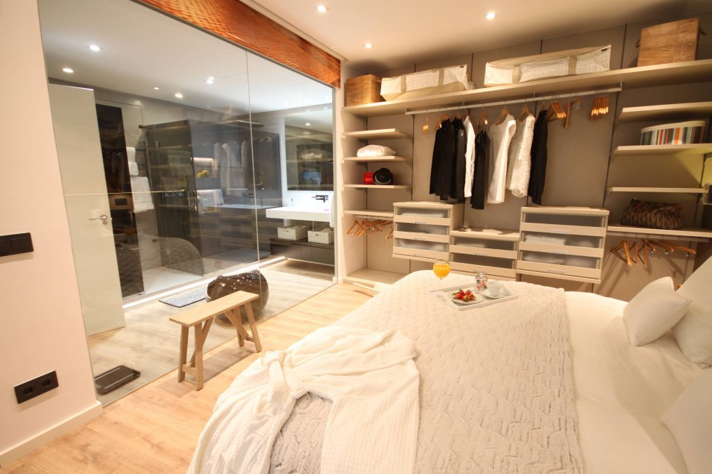 reformar para alquilar gahecor vista desde el dormitorio