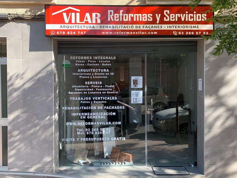 REFORMAS VILAR