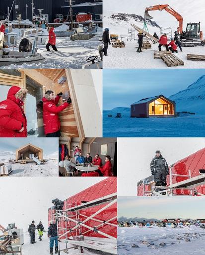 ARISTON COMFORT CHALLENGE. Un reto a la Naturaleza. Vivienda modular en el Artico. png