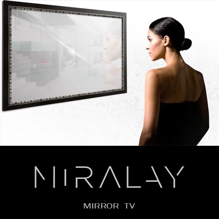 comprar tv espejo Miralay. espejos con television integrada