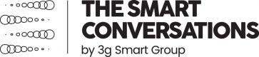 BANNER SMART CONVERSATIONS BY 3G SMART GROUP