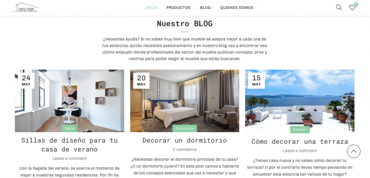 BLOG DECORACIÓN