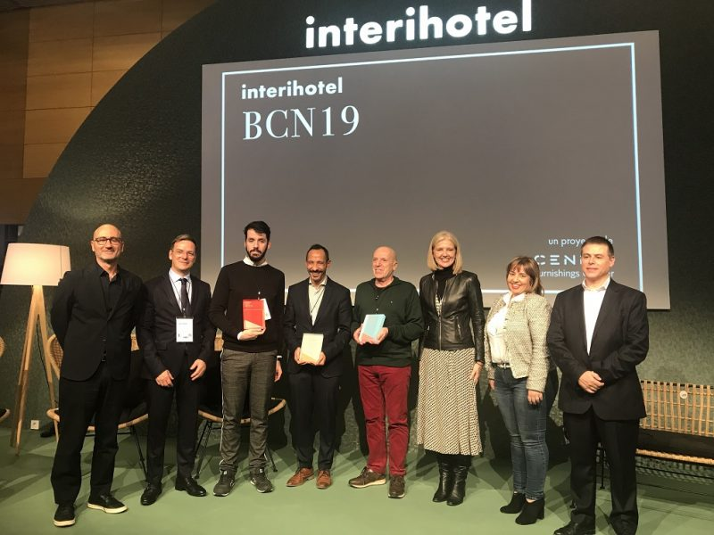 Bruno Lanuza Interiorista. Premio mejor post Interihotel 2019