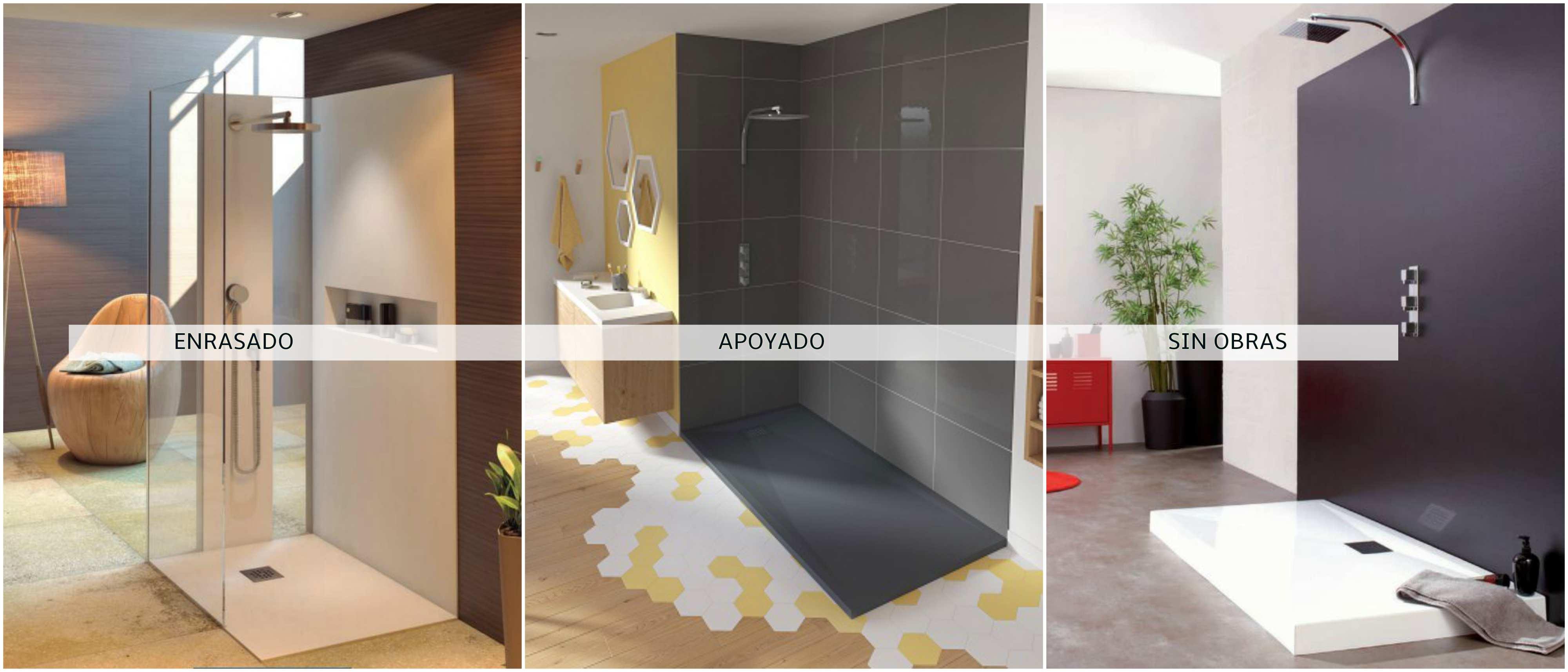 Como Instalar Un Plato De Ducha De Resina 10decoracion - Como-instalar-un-plato-de-ducha
