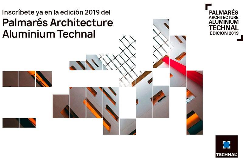 CONCURSO DE DISEÑO 2019 TECHNAL ARQUITECTURA