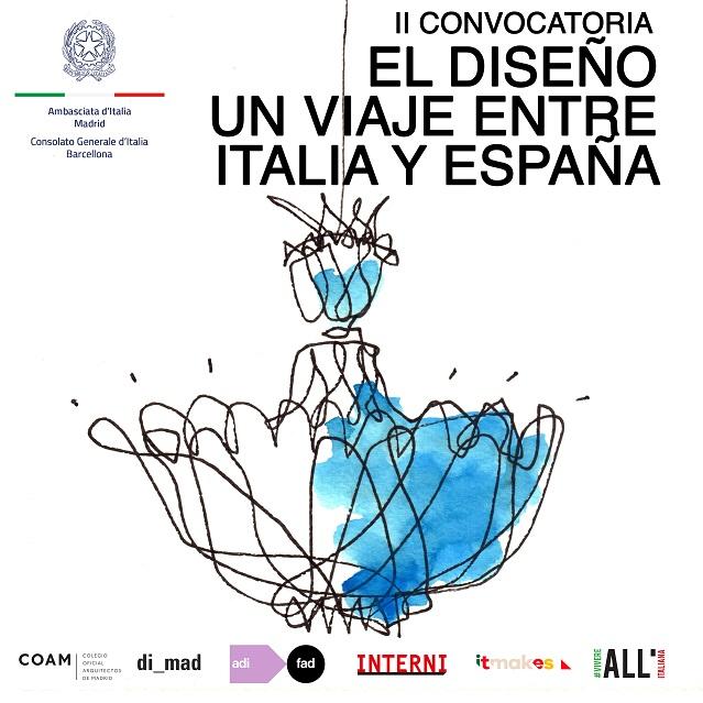 CONCURSOS DE DISEÑO _II CONVOCATORIA_UN VIAJE ENTRE ITALIA Y ESPAÑA