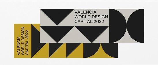 VALENCIA CAPITAL MUNDIAL DEL DISEÑO 2022. Diseño logotipo vwdc