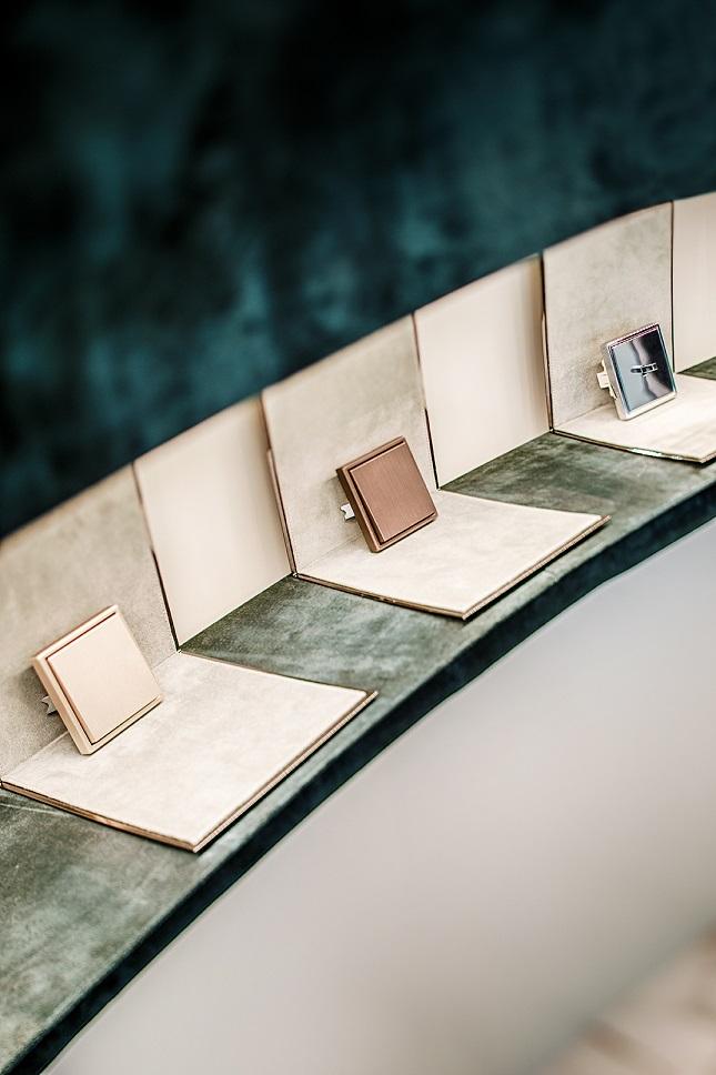 Casa Decor 2020 Espacio Jung Ala de belleza Sara Folch Mecanismos expuestos . Foto Luis Hevia