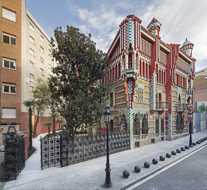 Casa Vicens Gaudí en Barcelona By Pol Viladoms (8)