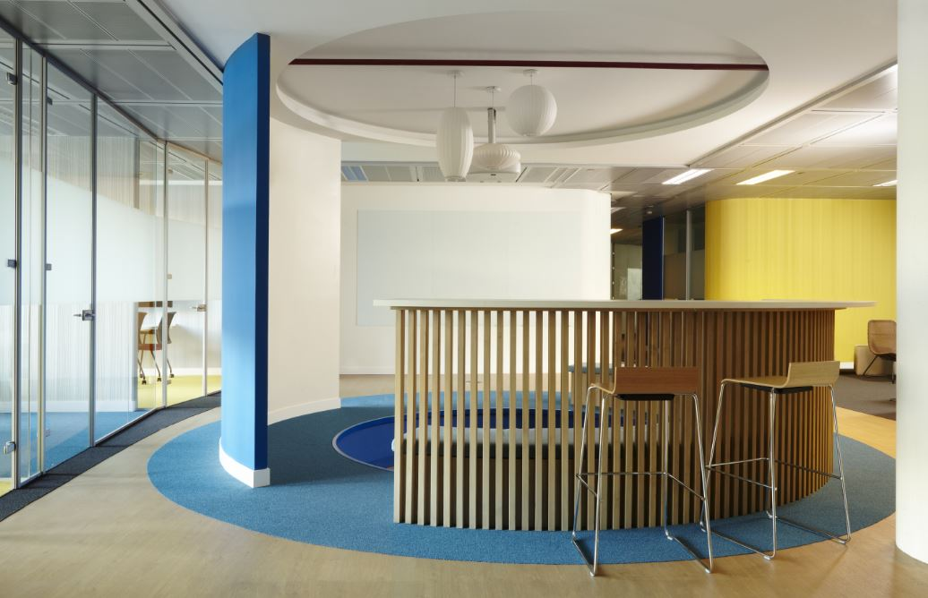 Coworking Endesa by 3g office 2