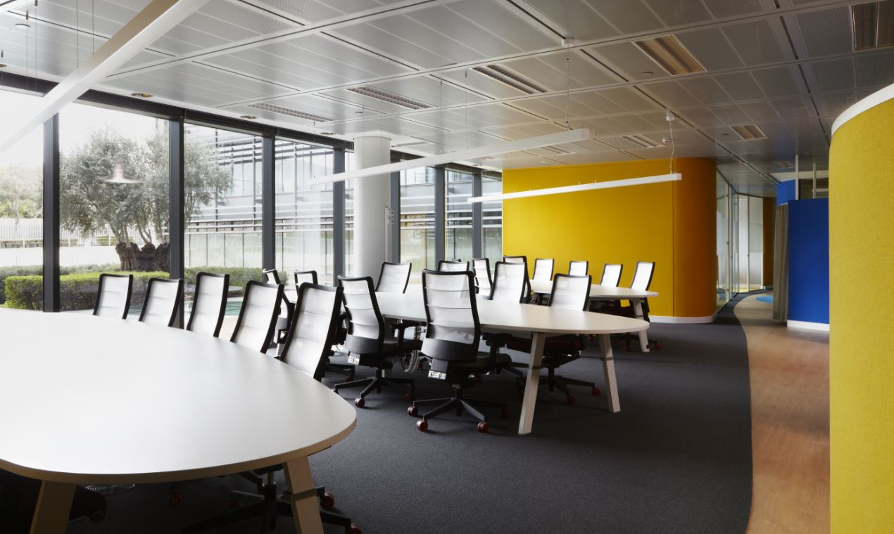 Coworking Endesa by 3g office 3