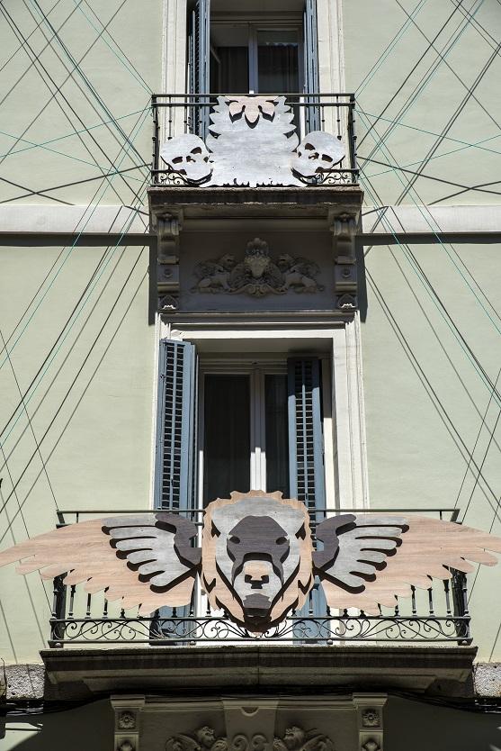 DECOR ACCION 2017 fachada diseño Welcome Design. Bestiario fantástico