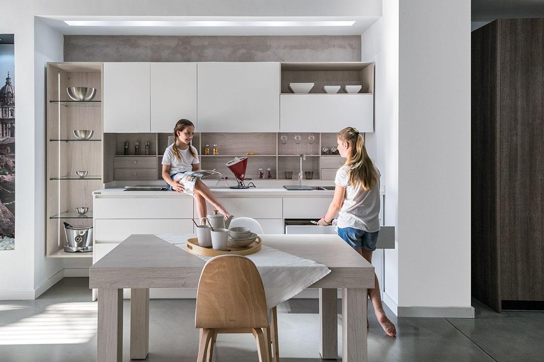 DELTA COCINA FORMICA INFINITI. CONSEJOS PARA elegir los muebles de cocina