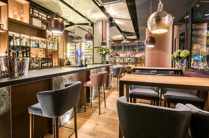 Rocacho Restaurante Asador Madrid. Padre Damian 38, Interiorismo de Estudio CUARTO INTERIOR