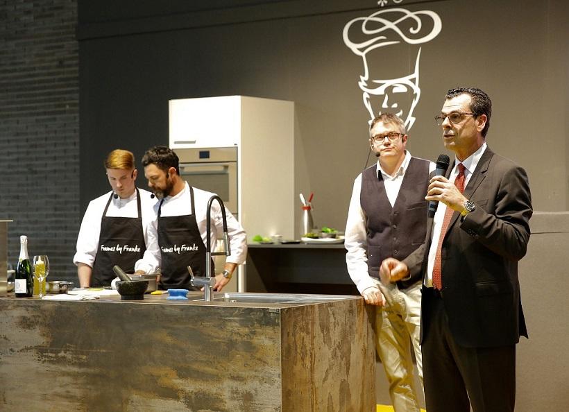 ESPACIO cocina SICI FERIA VALENCIA 2019