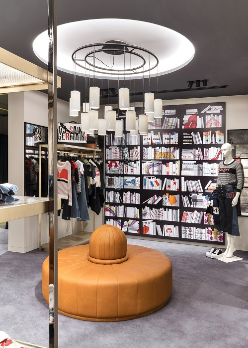 Flagship Sonia Rykiel en Madrid Foto By ManoloYllera Vudafieri-Saverino Partners.