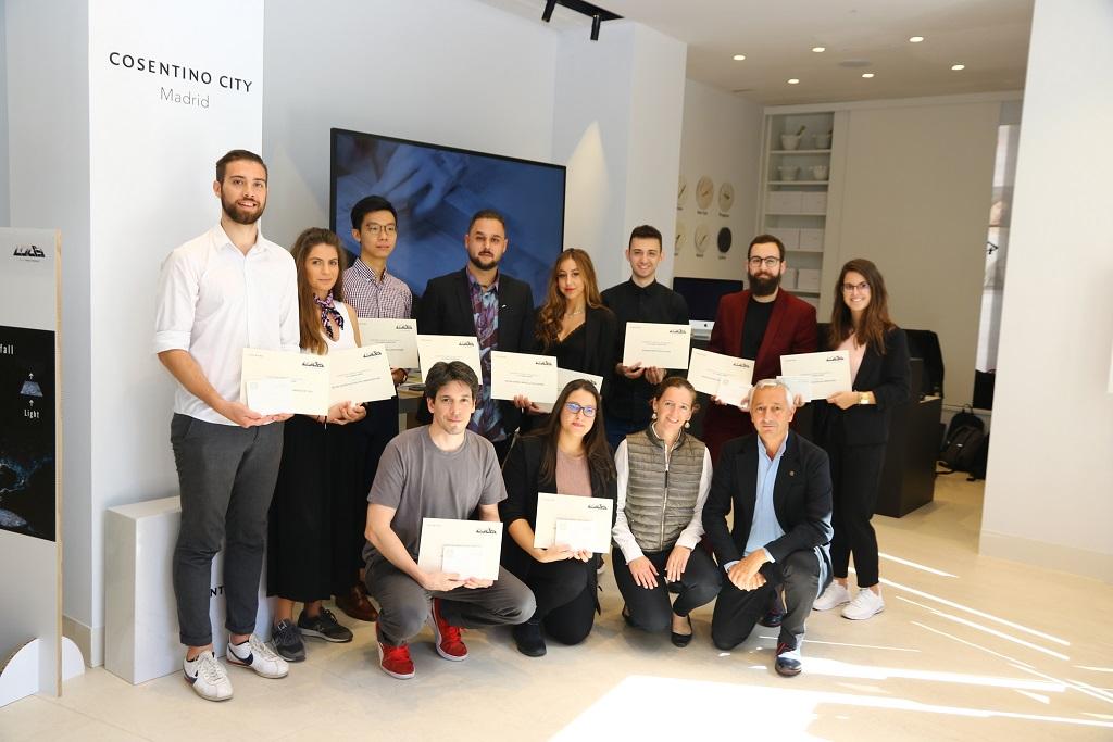 GANADORES Cosentino design challenge 13