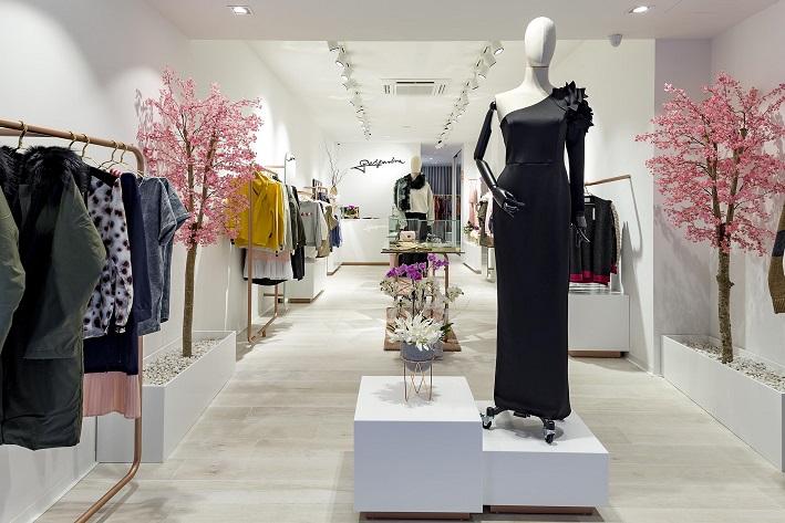 Gasparina Castellón. proyecto Retail Estudio Huuun de Valencia Miguel Lozano de la Mota Retail 2
