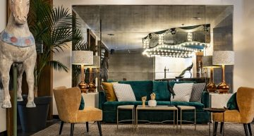 ¡¡Pasen y Vean¡¡ Hotel Vincci Soho Madrid proyecto de Alejandra Pombo.