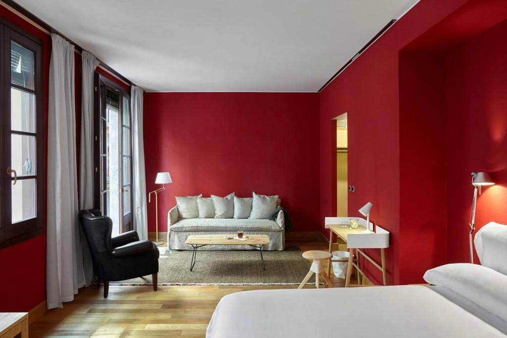 Hotel Camper_habitación. Foto: Trivago