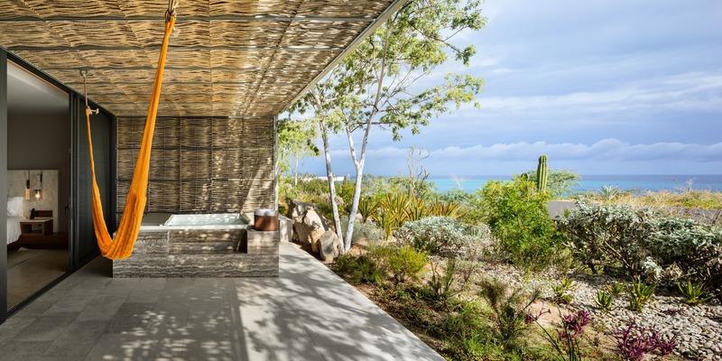 Solaz Los Cabos. Sordo Madaleno Arquitectos. Foto Rafael Gamo
