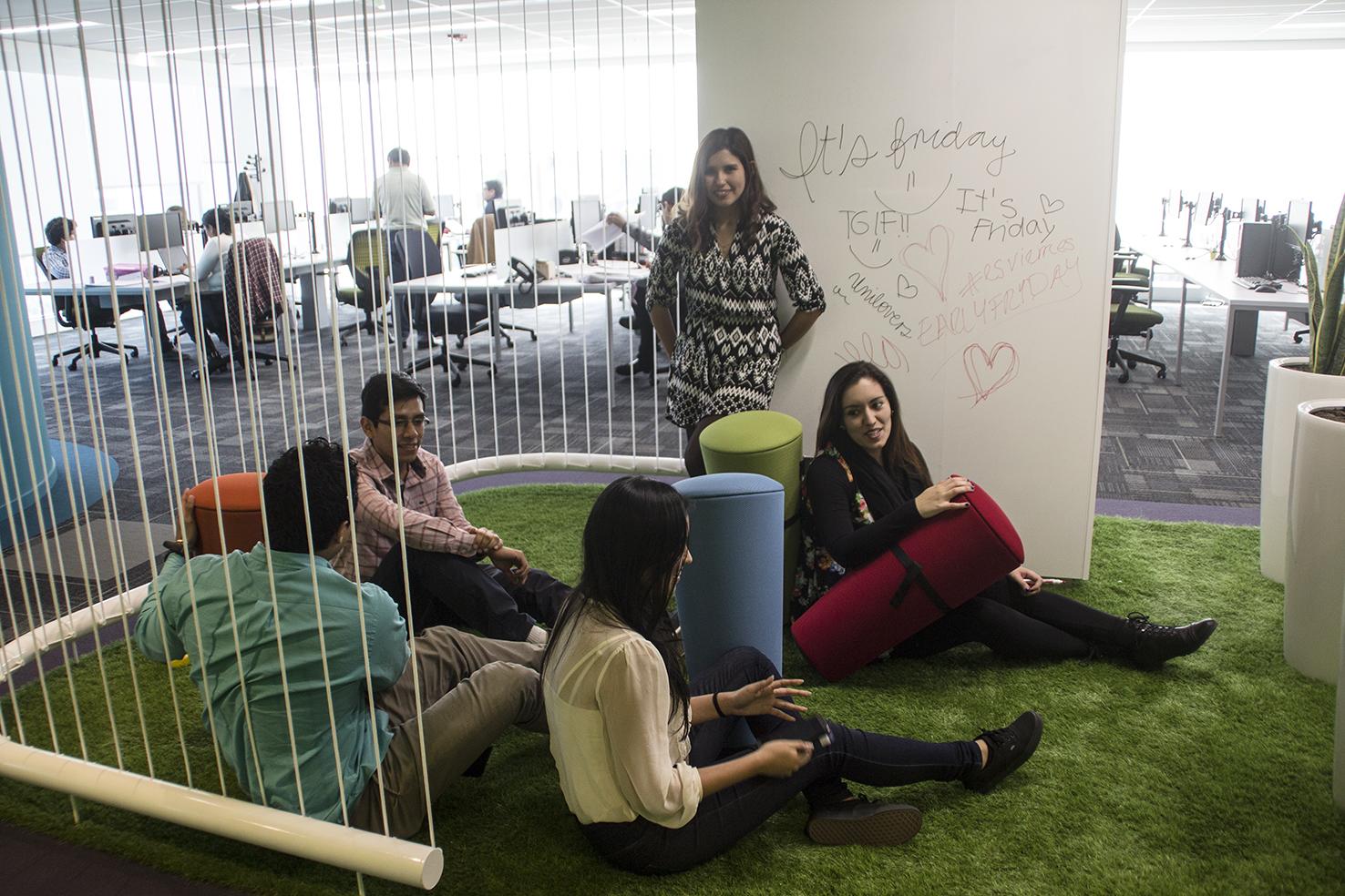 unilever Perú 3g office