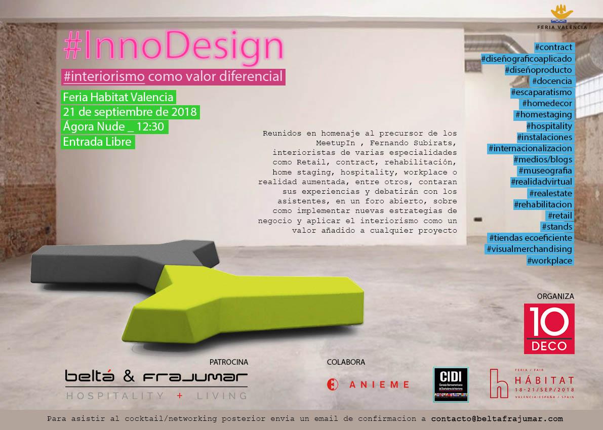 Innodesign Feria Habitat 2018 Valencia 10Deco