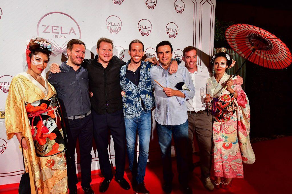 Inauguración Restaurante Zela en Ibiza Interiorismo Studio Gronda Chef ricardo Sanz ©Jose Salto
