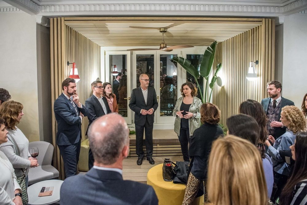 Inauguracion docontrac mAD Cenfim Mar Vera Welcome Design