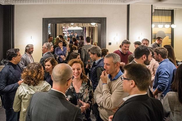 Inauguración del showroom docontract MAD en Madrid