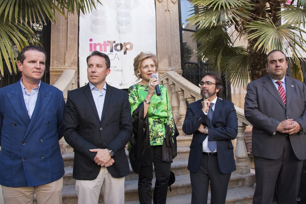 Inauguración_IntTop Rosa Sanchez Sevilla, Murcia