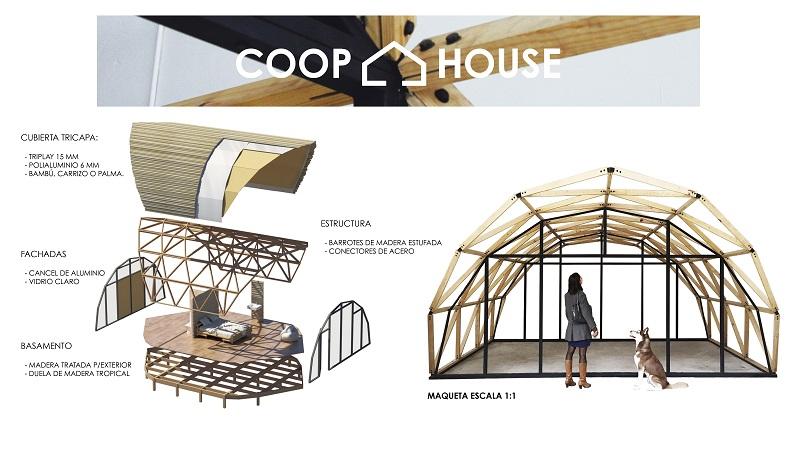 Ganadores concurso de diseño Intercidec'17 -Coop House - 1º Accesit-1