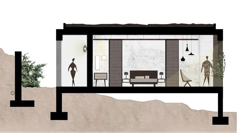 Intercidec'17 Habitación con Vistas, mencion especial del jurado-1 concurso de diseño intercidec 17