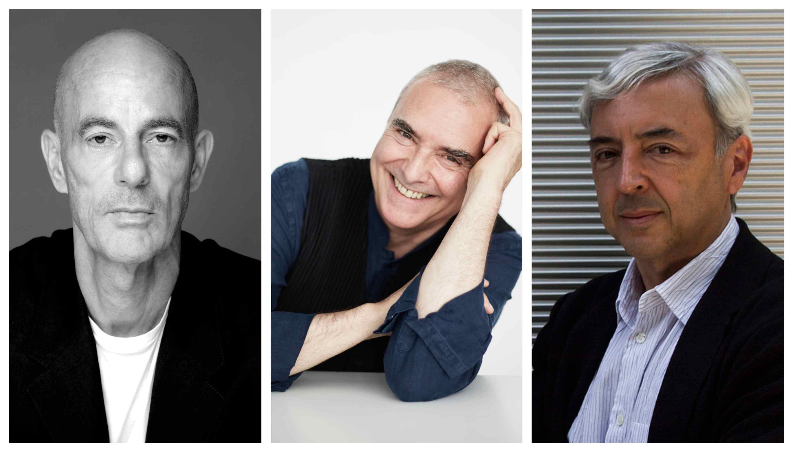 Jacques Herzog, Dominique Perrault, Enrique Sobejano. Foro de Arquitectura Cevisama 2019
