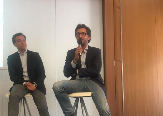 Jose Luis Bescansa de Ubbica Como serán las oficinas del futuro ?