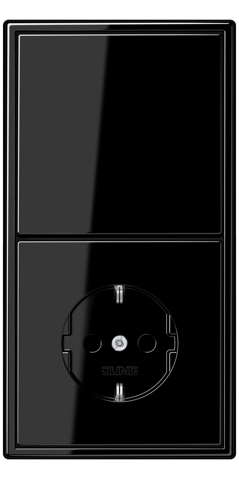 LS 990 Negro frontal (Jung)