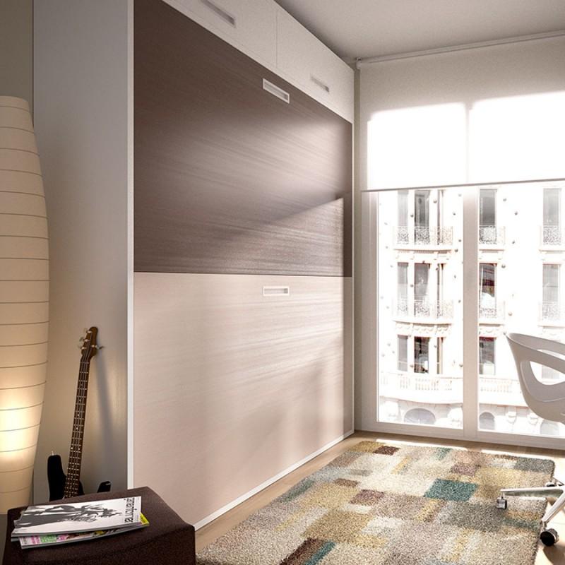 Litera-abatible-Size (1) litera abatible para dormitorios juveniles . Menamobel