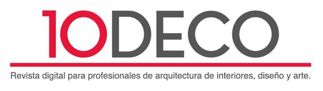 Logo 10 Deco revista digital diseño de interiores