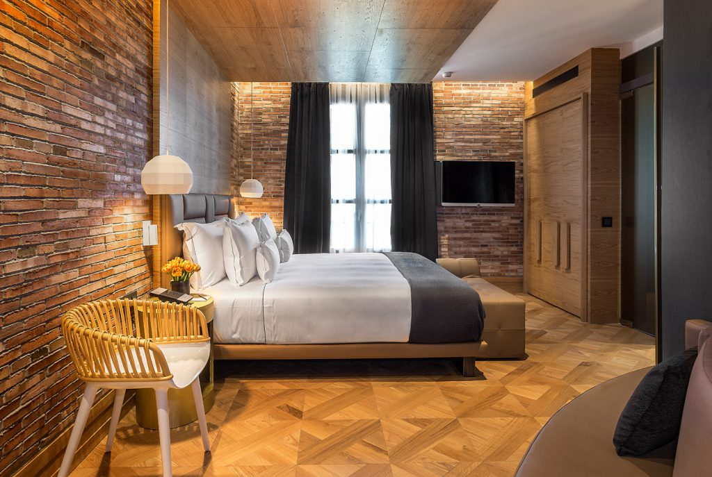 MERCÉ BORRELL- HOTEL MONUMENT 5 ESTRELLAS BARCELONA Ponentes Interihotel Barcelona 2017