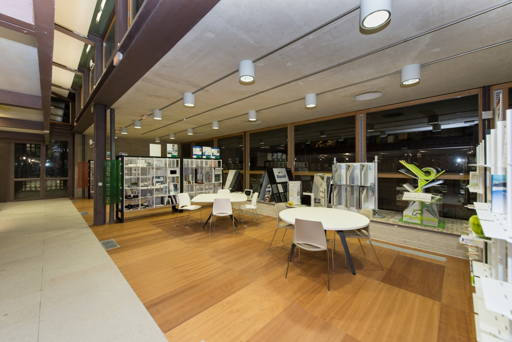 galeria de materiales coam colegio arquitectos de madrid