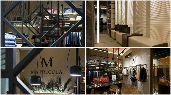 Matrícula Juan Penadés Castellón. Estudio Vitale diseño interior Store Design. Diseño de tiendas