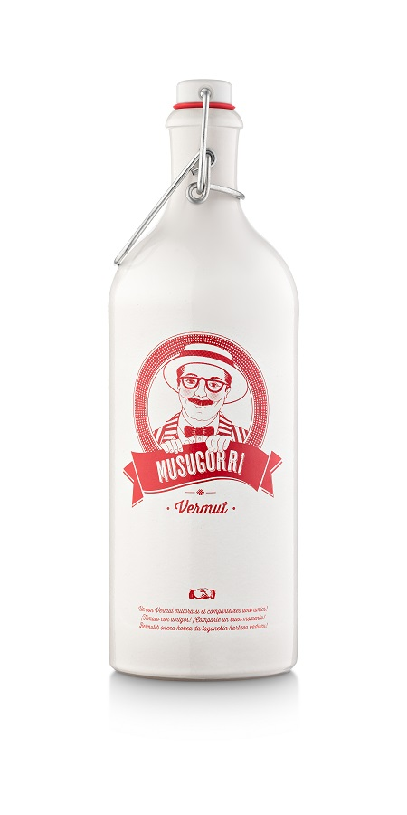 Mejor Packaging -Musugorri Vermut ied madrid design awards 2017