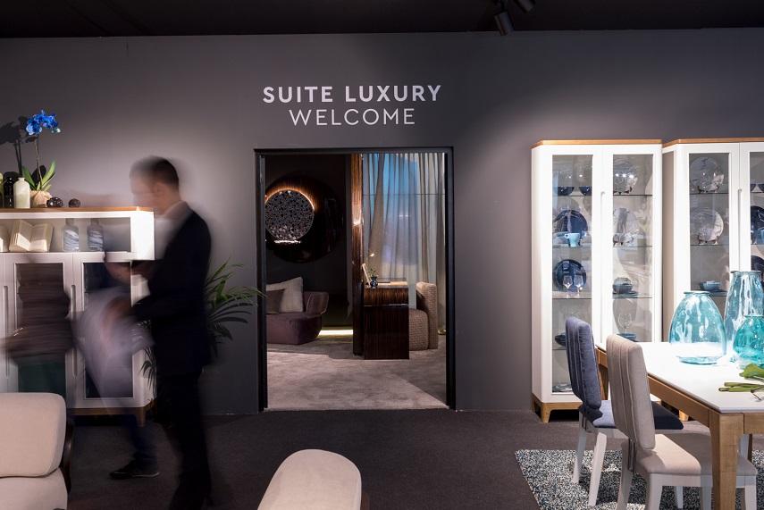 Monrabal Chirivella. Colección diseño hotel suite luxury Aneta Mijatovic Feria habitat. 2 Foto Jorge g. Romeu