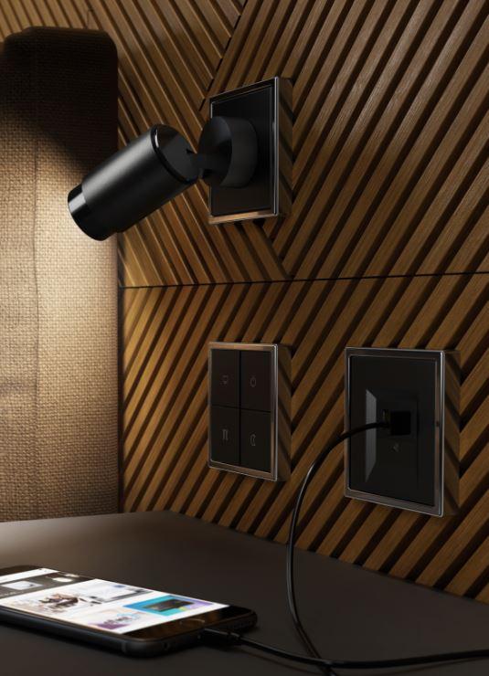 NOVEDADES LIGHT & BUILDING 2018 JUNG .Soluciones de iluminacion y control para hoteles