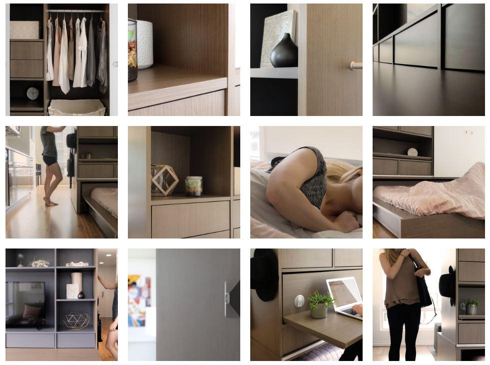 ORI FULL SYSTEM. la revolución del diseño interior Hasier Larrea y Marie Kondo